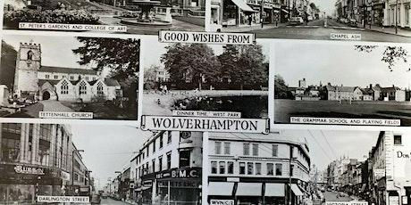 Wolverhampton History, Politics and War Studies PhD seminars tickets