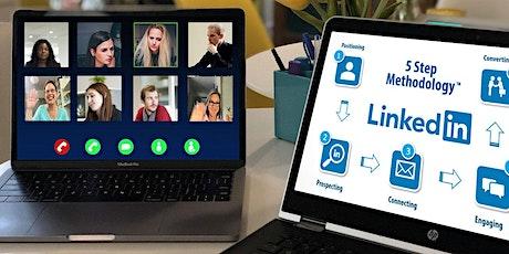 Advanced LinkedIn and Social Selling Training - © Magic 5 Formula Bootcamp tickets