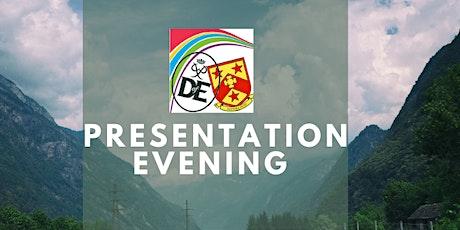 DofE Presentation Evening tickets