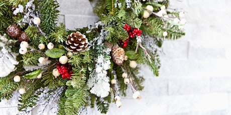 Wreath Making with Prosecco tickets