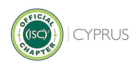 (ISC)² Cyprus Chapter - November 2021 Web-Seminar tickets