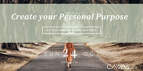 Create Your Personal Purpose Tickets