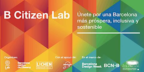 Presentación resultados B Citizen Lab:  Compartiendo retos y oportunidades entradas