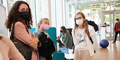 Journée Portes Ouvertes Audencia SciencesCom - Janvier billets