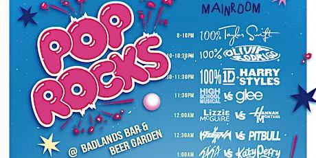 POP ROCKS PERTH tickets