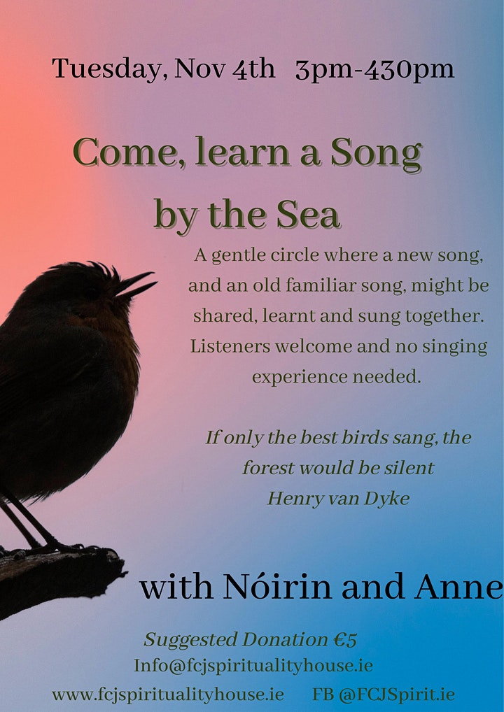 Learn a Song by the Sea image