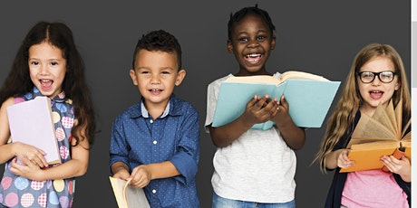 Supporting your child's language and literacy development at home tickets