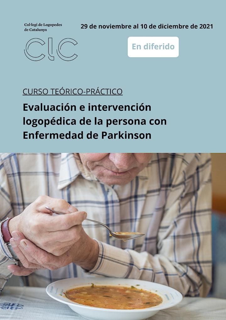 Imagen de Evaluación intervención de la persona con enfermedad de Parkinson -DIFERIDO