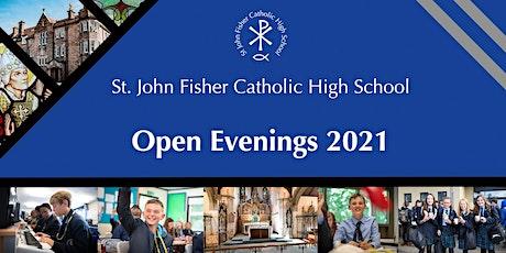 St. John Fisher Catholic High School Open Evenings tickets