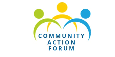 Community Action Forum - Wellbeing tickets