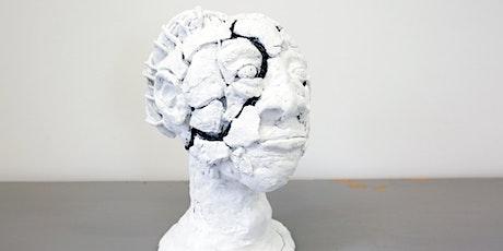 Sculpture workshop: Making clay heads tickets