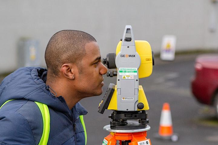Setting out and Surveying with Total Station - Training Course image