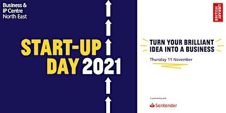 Start-up Day 2021 tickets