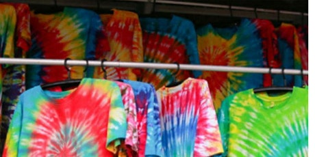 Tie dye Upcycle workshop for you and your child tickets