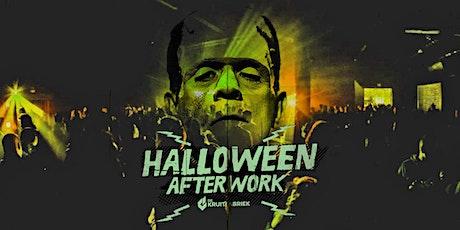 De Kruitfabriek x Halloween Afterwork tickets
