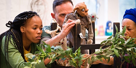 Poetry x Puppetry Workshop for POGM Artists tickets