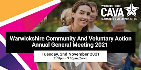 WCAVA Annual General Meeting 2021 tickets