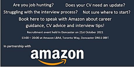 Amazon LBA4 Jobs Fair Event tickets