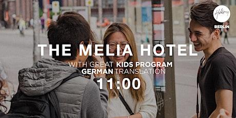 Sunday Service 11:00 - Melia Hotel Tickets