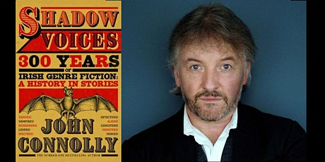 John Connolly's 'Shadow Voices' Book Launch tickets