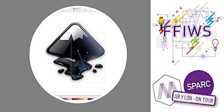 Gweithdy Meistr Inkscape Masterclass Workshop tickets