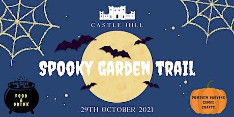Castle Hill Spooky Garden Trail tickets