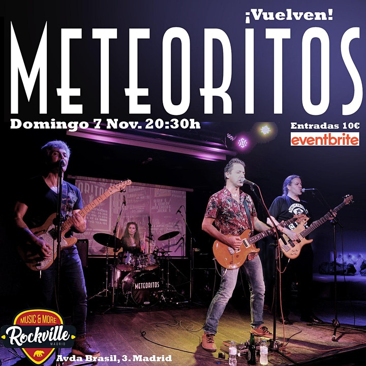 Imagen de Meteoritos en directo