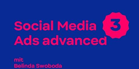 Workshop: Social Media Ads Advanced Tickets