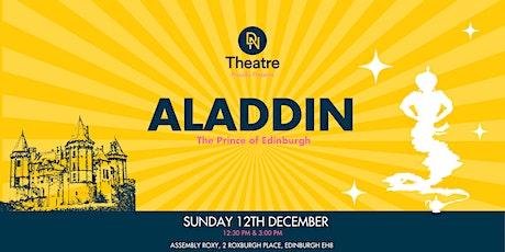 Aladdin - Prince of Edinburgh tickets