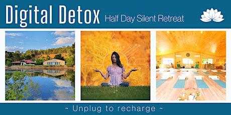Digital Detox Half Day Silent Retreat tickets