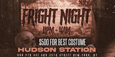 #1  Caribbean Fridays  Halloween Edition At Hudson Station tickets