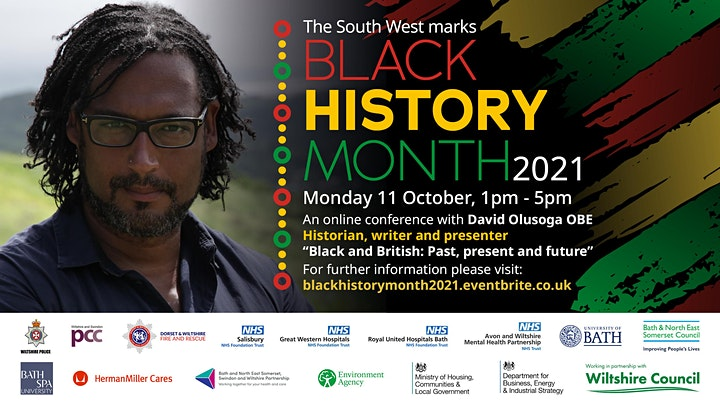 South West Black History Month Conference 2021 image
