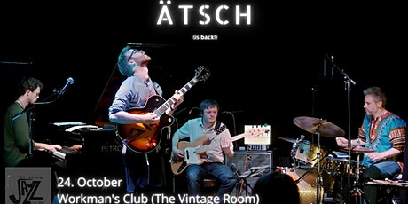 ATSCH Live at Workman's Club (The Vintage Room)  // The Dublin Jazz Coop tickets