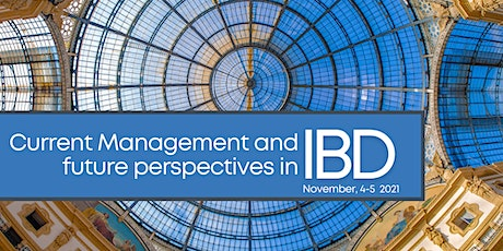 Current management and future perspectives in IBD biglietti