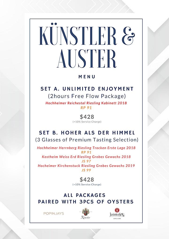 Kunstler & Auster   Popinjays, The Murray Hotel image
