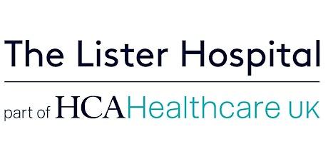 The Lister Hospital Breakfast Webinar - Dermatology tickets