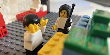 LEGO® Serious Play® Facilitator Ausbildung: Recruiting & Coaching Play Tickets