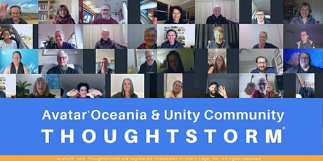 Avatar´® Oceania  & Unity Community Thoughtstorm® Topic: Peace & Power tickets