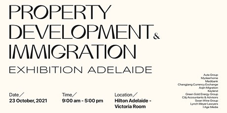 Adelaide Property Development/Investment Expo tickets