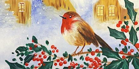 Little Robin Brush Party - Nailsea, Bristol tickets
