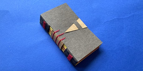 'JAPANESE DREAM' Binding- In- PERSON Bookbinding Bookmaking workshop tickets