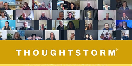 Online Thoughtstorm® Topic: Peace & Power tickets