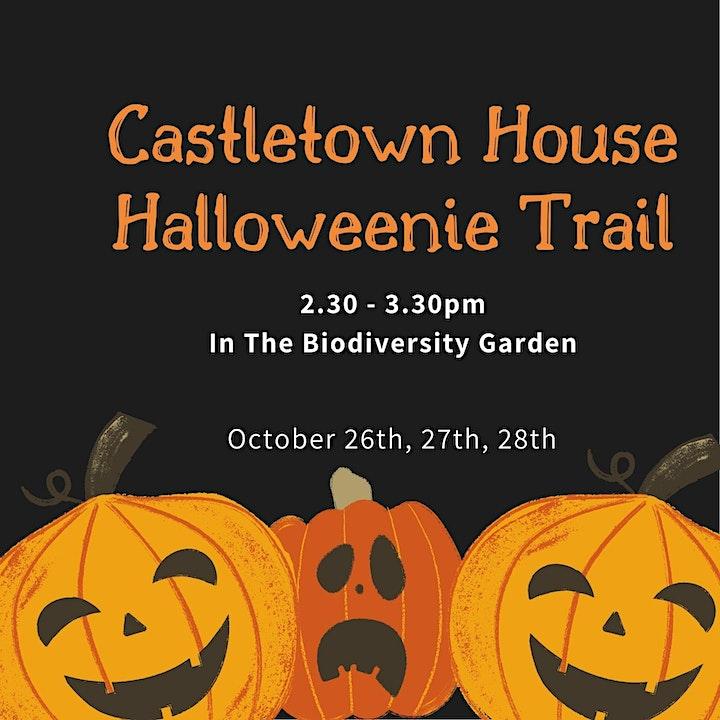 Castletown House Halloweenie Trail image