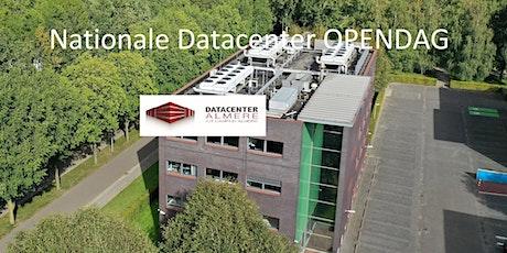 Nationale Datacenter Opendag tickets