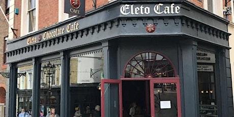 Comedy Mash @ Eleto Cafe billets