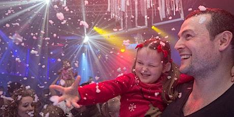 Big Fish Little Fish SOUTHBANK LONDON Snow Ball FamilyRave DJRadioactiveman tickets