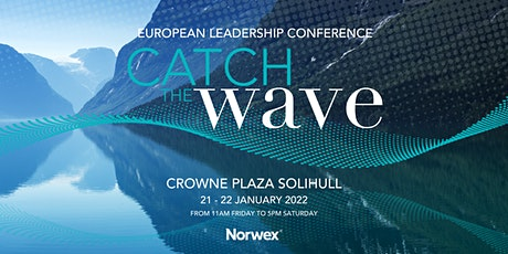 Catch The Wave - Norwex Leadership Conference tickets