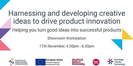 Harnessing and Developing Creative Ideas to Drive Product Innovation tickets