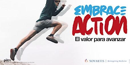 Embrace Action 02 entradas