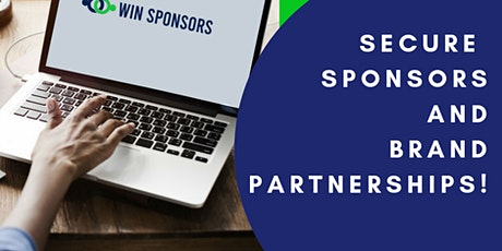 Virtual - Win Event Sponsors and Brand Partnerships tickets